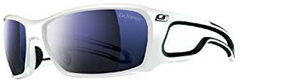 Buy Julbo Sunglasses J 428 PipeLine 8011 Acetate White Grey polarized by Julbo