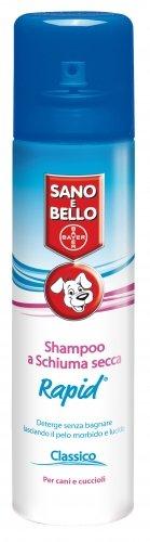 bayer-shampoo-schiuma-secca-rapid-classic-ml-300-per-cani