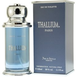 Thallium Cologne By Jacques Evard For Men Eau De Toilette Spray 33 Oz 100 Ml from Jacques Evard