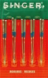 Singer Serger Regular Point Needles - size 14 - 2022 - 10pk