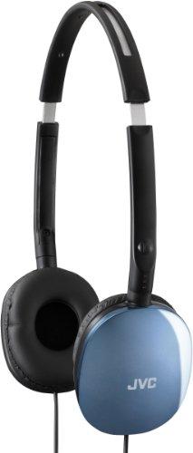 Jvc Has160A Flat Headphones - Blue