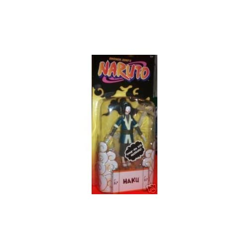 Amazon.com: Naruto Mattel Battling Basic Action Figure Haku