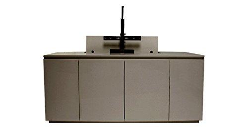 meuble tv l vateur avec ascenseur pour t l niel. Black Bedroom Furniture Sets. Home Design Ideas