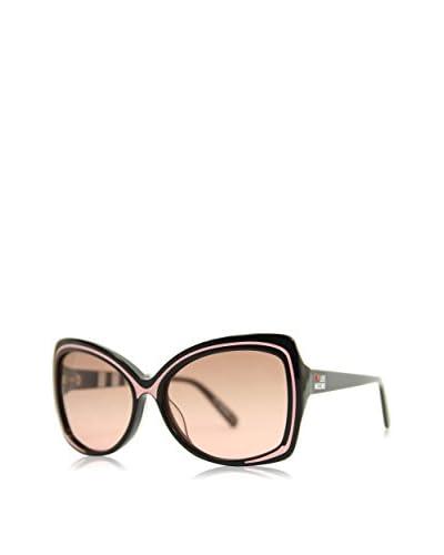 MOSCHINO LOVE Gafas de Sol 527S-01 (59 mm) Negro