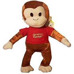 Curious George Plush 21 inch Doll