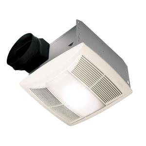 NuTone premier Ultra Silent Ventilation Fan with Light and Night Light: 130 CFM; Model QTN130LE (Exaust Fan Duct compare prices)