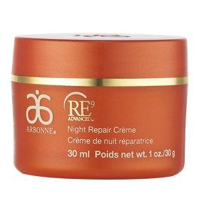 Arbonne Re9 Advanced Night Repair Crème, 815