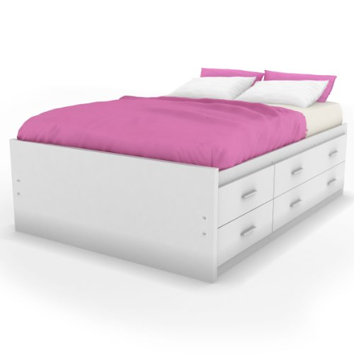 Click Here See Full Detail Product  sc 1 st  Sonoma Black Tall Twin Wood : double platform storage bed  - Aquiesqueretaro.Com