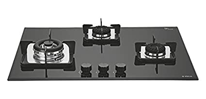 MFC-3B-70 Swirl Nci 3 Burner Auto Ignition Gas Cooktop