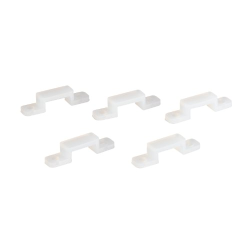 Kichler Lighting 10180 Flexible Mounting Clip, Clear