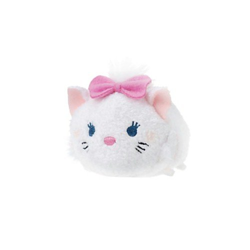 Disney Marie ''Tsum Tsum'' Plush - Mini - 3 1/2'' - 1