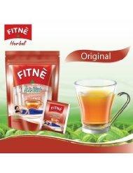 Fitne Original Herbal Tea Diet/Weight Loss Slimming 20 Tea Bags