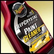 MEGUIARS CAR CARE DEEP CRYSTAL SYSTEM STEP 1 PAINT CLEANER CHEX