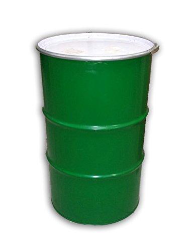 200-Liter-Metallfass-Metalltonne-Tonne-Brenntonne-Regenfa-Feuertonne-Regentonne-Blechfass-Ghettotonne