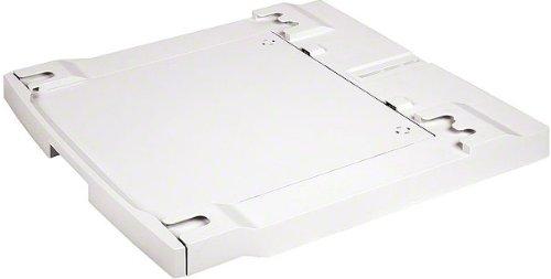 Electrolux Essential 9029792885 Staking Kit con tavoletta estraibile ,kit adatto a lavatrici e dryer con profondità comporesa tra 54 60cm