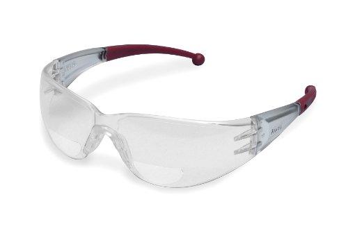 Elvex RX40015 Polycarbonate Bifocal Safety Glasses