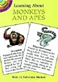 Learning About Monkeys and Apes (Dover Little Activity Books) (0486400182) by Sy Barlowe