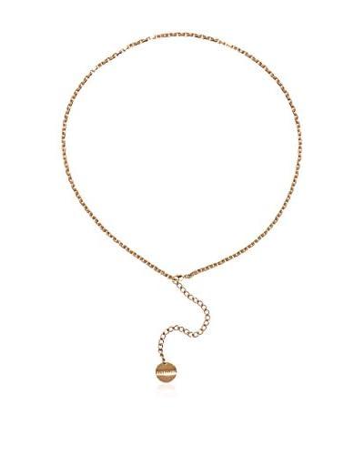 Borbonese Halskette goldfarben