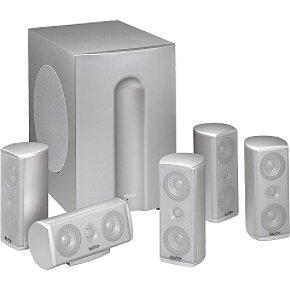 Infinity Tss-1100 Home Theater Speaker System (Platinum)