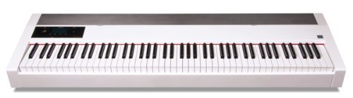 Studiologic Numa 88-Key Hammer Action Keyboard Controller, White