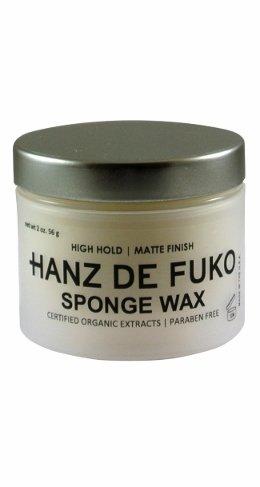 Hanzdefuko Sponge WAX 2 Oz (Hanz De Fuko Wax compare prices)