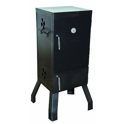 Char broil vertical charcoal smoker by char broil llc masterbuilt