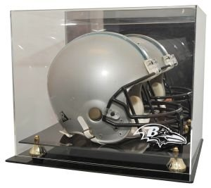 Baltimore Ravens Full Size Helmet Display Case at Amazon.com