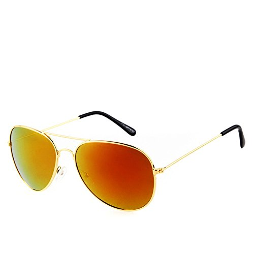 Y-H Sweethearts Eyewear Aviator Classic Wayfarer Colorful Driving Outdoor Sunglasses(C3