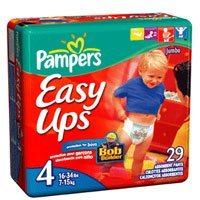 Pampers Easy-Ups Training Pants 29-pk. - 4