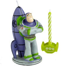 Wilton Toy Story Candle Set 2811-7770 - 1