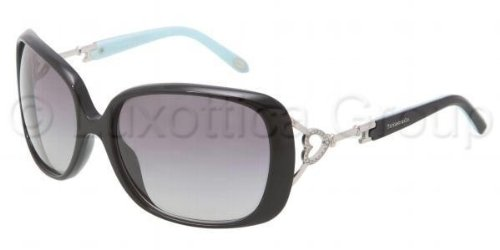 Tiffany 4055B 80014L Black 4055b Square Sunglasses