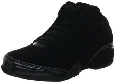 AND1 Rocket 3.0 Mid 1001203058, Chaussures de basketball femme - Noir profond, 40 EU
