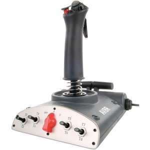 Saitek Ps33 Aviator Joystick (Video Game Access / Computer Gaming)