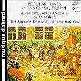 Popular Tunes in 17th Century England