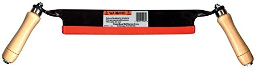 Koch Industries 49931 / 4080057 Wood Working Draw Shave - Draw Knife 10""