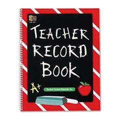 ** Record Book, Spiral-Bound, 11 x 8-1/2, 64 Pages