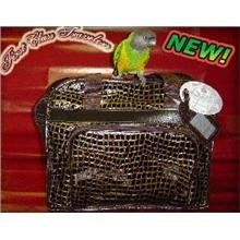 Image of Parrotopia Parrotopia First Class Carrier 8 x 15 x 12 h (B003NN0PPG)