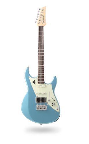 Line 6 James Tyler Variax JTV-69 Modeling Electric Guitar; Lake Placid Blue