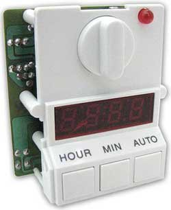 120Vac 10 Amp Timer Switch From Coffee Machine