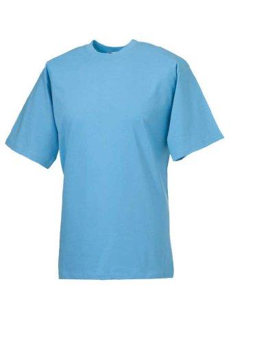 Klassisches T-Shirt, Farbe:Sky;Größe:M M,Sky