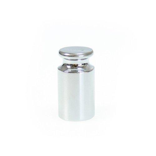 niceeshop(TM) 100g Chrome Calibration Poids Pour La Balance Digitale Et Portable(Argant)