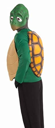 Forum Novelties Men's Turtle Funny Adult Costume, Multicolor, Standard