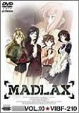 MADLAX VOL.10 [DVD]