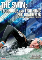 "Trip Hedrick: The Swim: Technique and Training for Triathletes – An ""Outside-In"" Approach to Freestyle (DVD)"