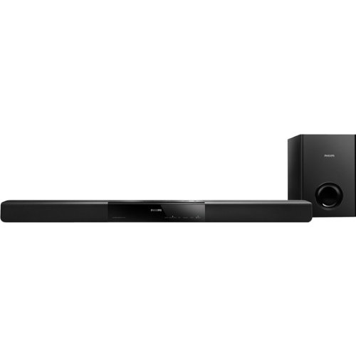 "Brand New Philips 31 1/2"" 2.1-Channel Soundbar With Passive Subwoofer And Bluetooth"