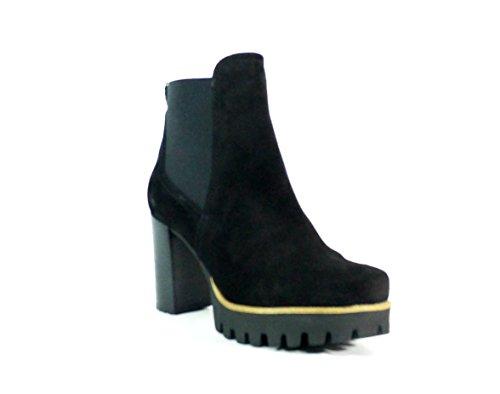 PEDRO MIRALLES, Stivali donna nero nero nero Size: 37