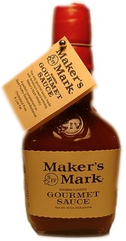 Makers Mark BBQ Sauce