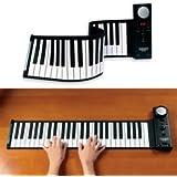 Roll-Up Keyboard Piano ~ Punk Style Gear