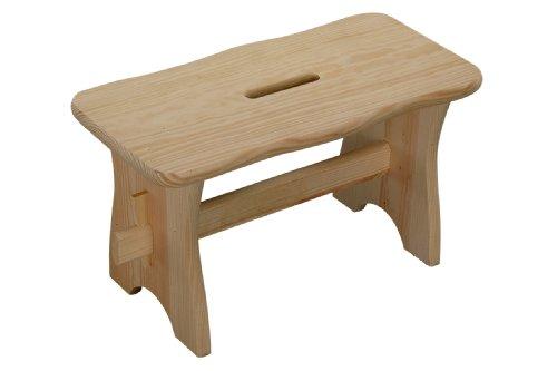 Ikea oddvar sgabello in legno di pino massiccio altezza for Sgabello legno ikea