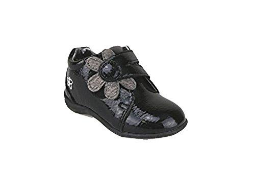 LULU' 21 EU sneakers nero vernice AH273-B